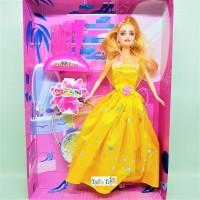 Boneka Barbie Vogue Of Most Girl - Fashion Doll Series (Alat Kosmetik)
