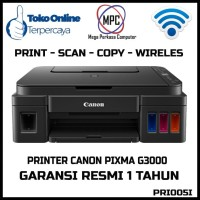 CANON G3000 PIXMA PRINTER INFUS ORIGINAL