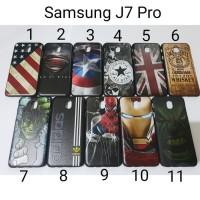 Hardcase Samsung J7Pro back Hard Case Casing Samsung J7 Pro 2017 J730