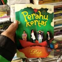 Buku Novel Perahu Kertas , By : Dee Lestari