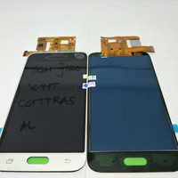 LCD / Touchscreen Samsung Galaxy J1 2016 Bisa Kontras (original)