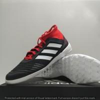 Sepatu Futsal Adidas Predator Tango 18.3 Black Red (original)