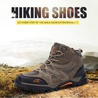 Jual Sepatu Gunung Original SNTA 491 Pria - Sepatu Outdoor/Hiking/Climbing Murah