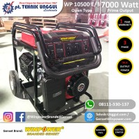 Genset / Generator Winpower 7000 Watt - 3 Phase, Electric Starter