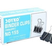 BINDER CLIP 155 JOYKO / VTECH / PAPER CLIP / KLIP KERTAS JOYKO