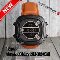 Jam tangan Pria Strap Kulit Asli Original fossil Mi band Skmei rolex