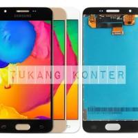 LCD TOUCHSCREEN J5 PRIME / ON5 G5510 G5520 G570 ORIGINAL OEM KONTRAS