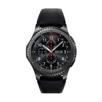 Samsung Galaxy Gear S3 Frontier Smartwatch - Dark Grey. Resmi SEIN