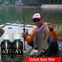 Essen Getah Katilayu Ikan Nila | Master Essen