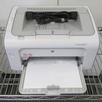 Printer Laserjet HP P1005(bisa pakai 85a)