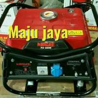 Genset rumah tangga bensin murni 1000 watt POTENZA ichi Paling Laris