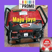 Genset ATOMIC Power 1000 watt ryu lakoni honda yamaha r Paling Laris
