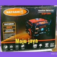 Genset listrik HAYASHI generator Power 1000 watt ryu la Paling Laris