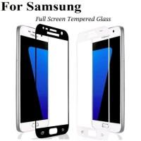 Tempered Glass SAMSUNG J5 PRO / J530 Warna Color Full Layar 2.5D 9H
