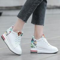 Sepatu Wanita Sepatu Casual US162 Putih