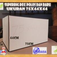 Kardus/Box/Karton Polos Uk75x44x44