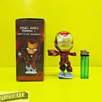 Avengers Infinity Cosbaby Ironman Mark L Battling Version