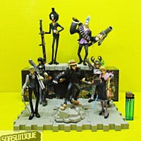 Action Figure ONE PIECE Strong World Isi 8