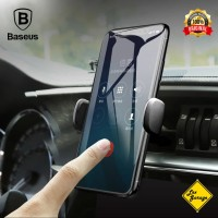 Baseus Air Vent Car Phone Holder Dudukan HP AC Mobil Original