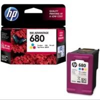 Tinta Cartridge HP 680 Color Original