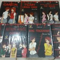 Novel Paket Omen Series 1-7 Tamat - Lexie Xu