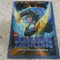 Komik Dong Fang Zhen Long - The Tiger Wong Chronicle 9