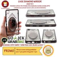Case Paling Bagus Termurah Vivo Y51 Diamond Mirror Casing Princess Hp