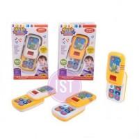 Amia Shop Musical Mobile Phone / Handphone Mainan No.CY1