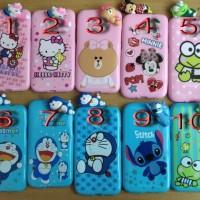 Case Jelly Sleep Disney Samsung J2 Prime, J5 Prime, J6, J8 A6, A6 Plus