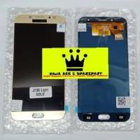 LCD + TOUCHSCREEN SAMSUNG GALAXY J7 PRO J730 KONTRAS BERGARANSI