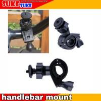 handlebar bike mount for action cam gopro xiaomi bpro dll