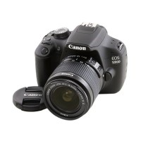 Kamera Canon Eos 1200D Kit 18-55mm Like New