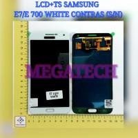 LCD SAMSUNG E7 / E 7 / E700 /E 700 CONTRAS + TOUCHSCREN