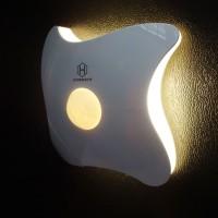 Lampu Tidur LED Sensor Cahaya HANMAC H 91