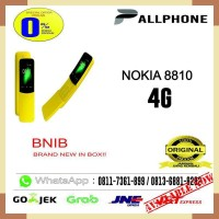 Nokia Pisang (8810) is Back !!!