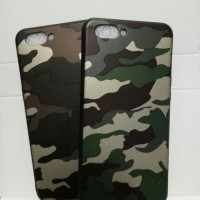 Soft Case Army Series Softcase Oppo A3S