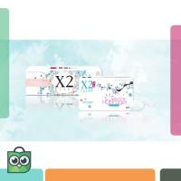 Harga beli 1 gratis 1 softlens x2 sanso clear x2 bening bulanan | antitipu.com