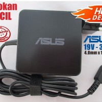 BEST MERK Adaptor Charger Cas Laptop ASUS 19v 3 42a Colokan Kecil 4 0