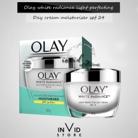 Olay White Radiance Light Perfecting Day Cream SPF 24 PA++