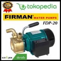 Pompa Cairan Kental Firman FDP-20 Pompa Oli / Pompa Solar
