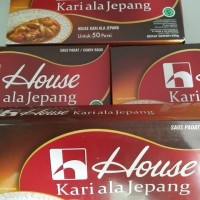 House Curry / Saus Kari lokal ala Jepang 1kg / Curry House