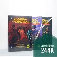 Jual Buku Set Al Fatih VS Vlad Dracula