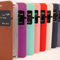 New Flip Cover HP Ume flipcover Samsung J2 Prime leather case flip ba