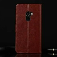 New Flip Cover HP Xiaomi Mi Mix2 Mix 2 MiMix2 MiMix 2 Wallet Leather
