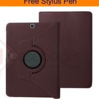 New Flip Cover HP Rotating Leather Cover Samsung Galaxy Tab S2 8 T715