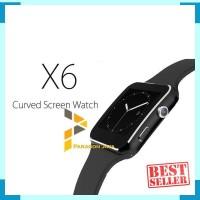 - Smart Watch X6 - Smartwatch Jam Tangan Pintar Sim Card A1 Gen 2