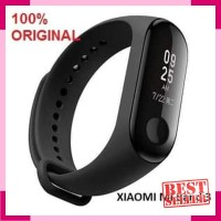 - XIAOMI MI BAND 3 MIBAND 3 SMARTWATCH SMART WATCH LCD GELANG ORIGINAL