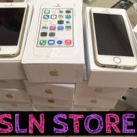 Enix - I Phone 5s 64GB Gold Second Mulus ORI | Iphone | Hp | Apple