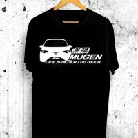 Harga kaos tshirt distro jazz mugen baju pakaian otomotif mobil | antitipu.com