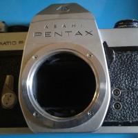 bodi kamera analog pentax asahi spotmatic F